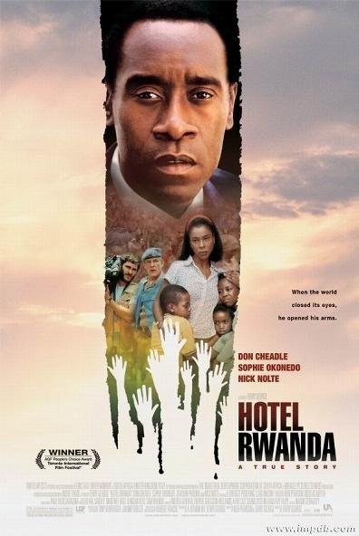 卢旺达饭店 Hotel Rwanda 思路.高码H264.DTS