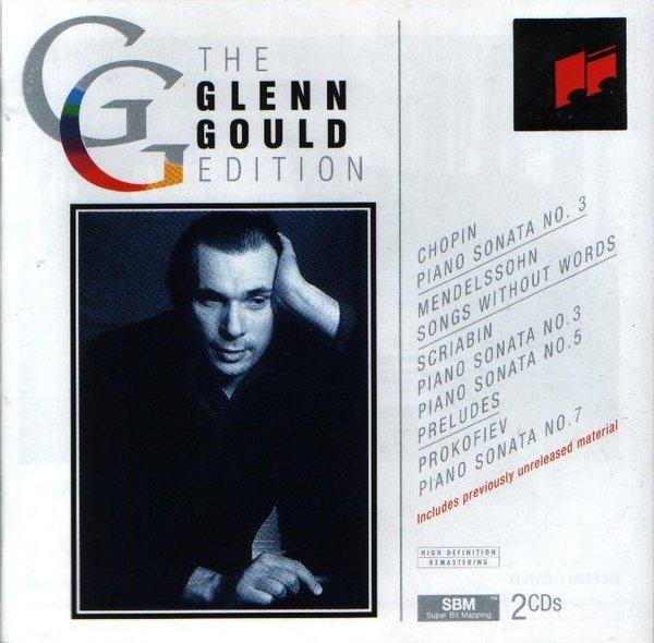 古尔德 Gould 古尔德演奏浪漫派作品等 Gould Plays ...