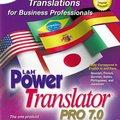 L&H PowerTranslator Pro70英法德意日西葡多国语言互译软件iso[光盘镜像]