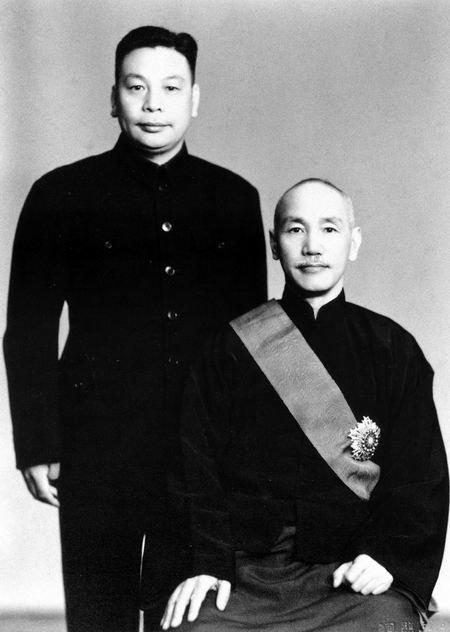 两蒋父子档案解密