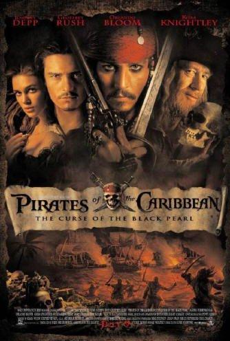 加勒比海盗1豆瓣