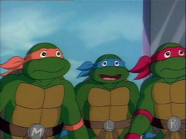 忍者神龟表情动态a神龟暴表情包走图片