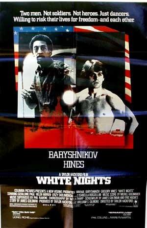 白夜逃亡(White Nights) - 电影图片   电影剧照  