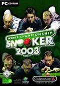 世界斯诺克冠军赛2003 海报