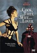 厨师、大盗、他的太太和她的情人 海报