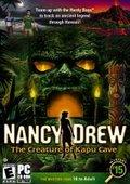 南茜朱尔:卡普洞的怪兽 海报