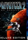 银河私掠者2:黑暗的深渊 海报