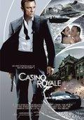 007系列21:皇家赌场 海报