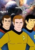星际旅行动画版 第一季 海报