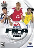 FIFA世界足球04 海报