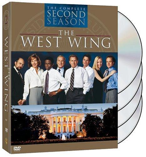 白宫风云第二季 海报